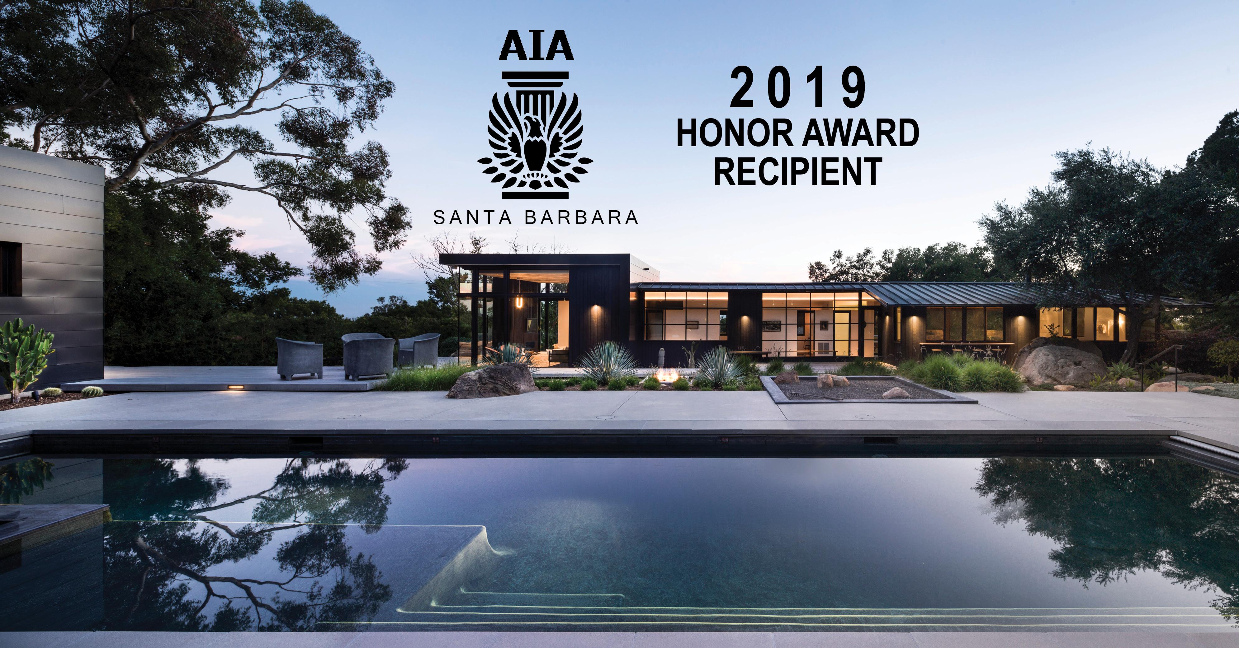 Honey House Design Awards 2019