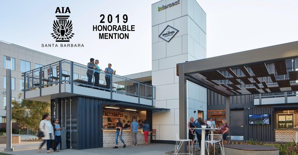 Pavilion Design Awards 2019