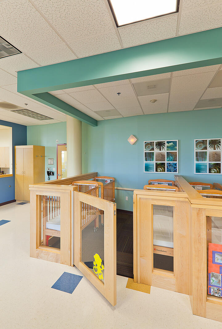 UCLA Child Care Center-@2x-10b-Colorful toddler play area
