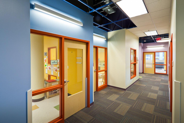 UCLA Child Care Center-@2x-6-Childcare hallway