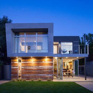 Venie Beah Residence