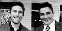 Matt Beausoleil and Paul Frederick Banner